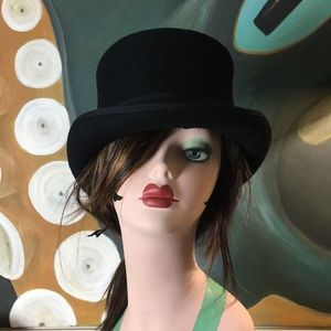 Other - NWT Wool Steampunk Top Hat